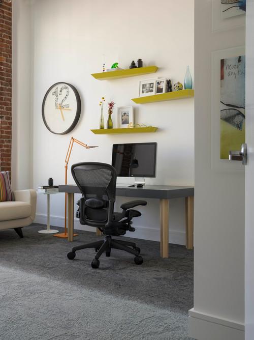 модерен офис с етерим