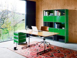 модулно оформление на офиса