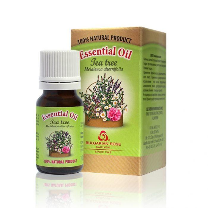 етерично масло от чаено дърво