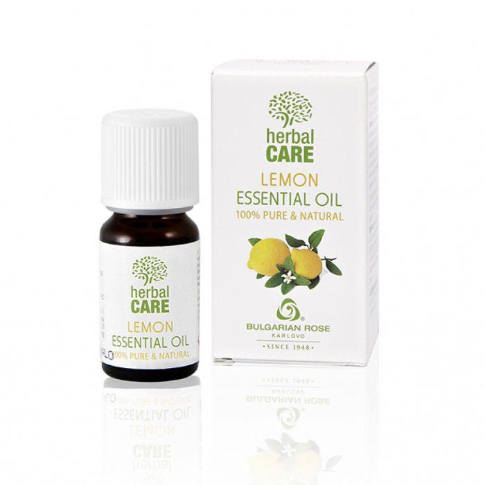 Етерично масло от Лимон в етерим