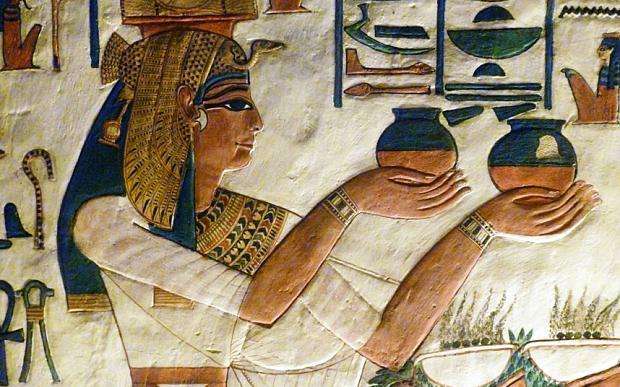 Ароматерапия с етерични масла Клеопатра