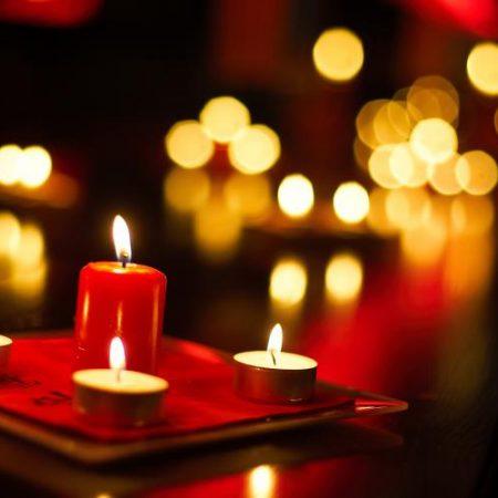 17 романтични вечерни идеи