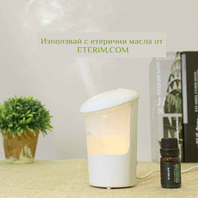 Дифузер за кола с етерични масла Eterim Mobile