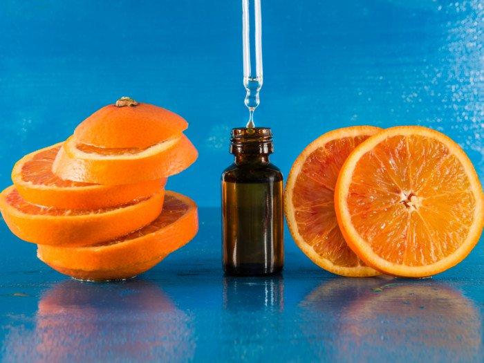 портокалово етерични масло Eterim