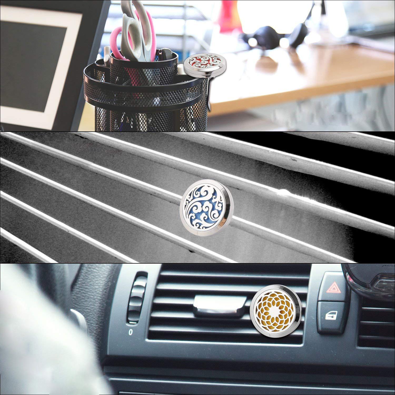 Ароматизатор за кола с етерични масла