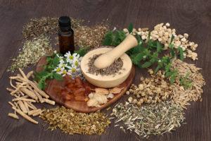 етерични масла в древния свят