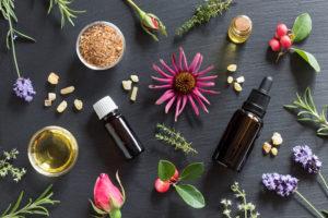 Синтетични срещу етерични масла
