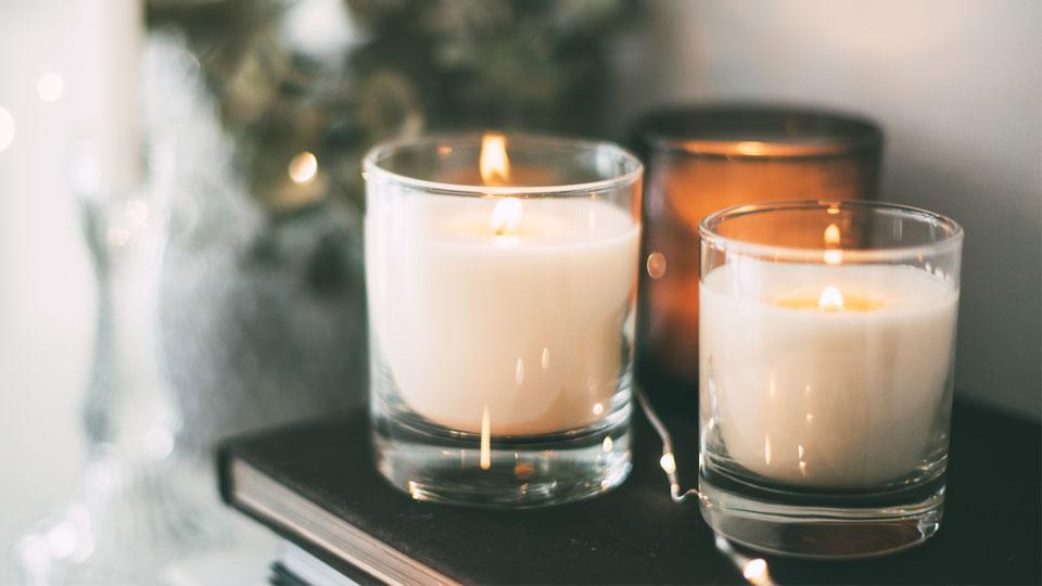 Ароматни свещи ЕТЕРИМ