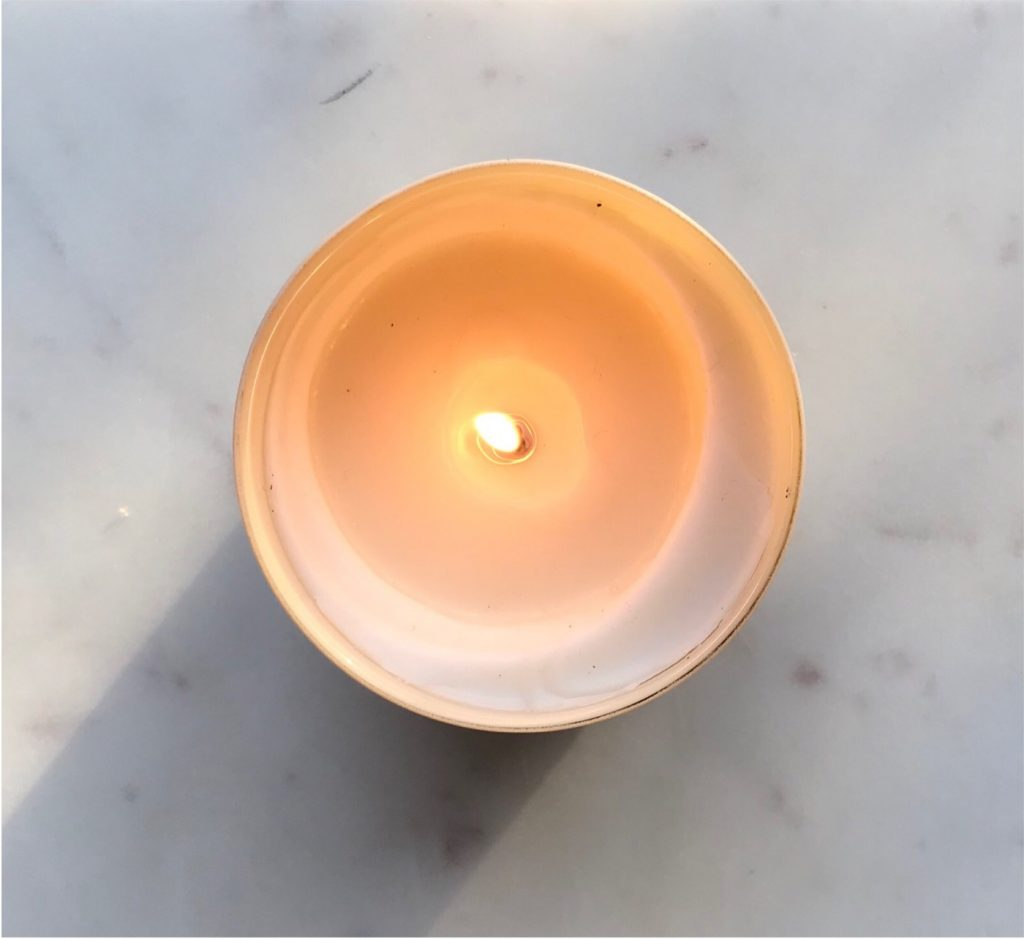 Соеви ароматни свещи лавандула