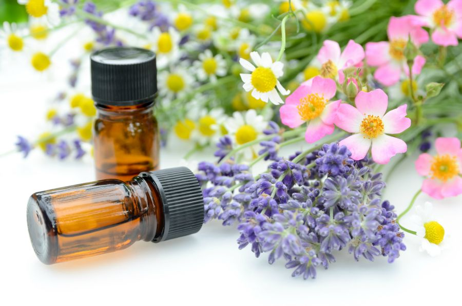Здраве с ароматерапия и етерични масла