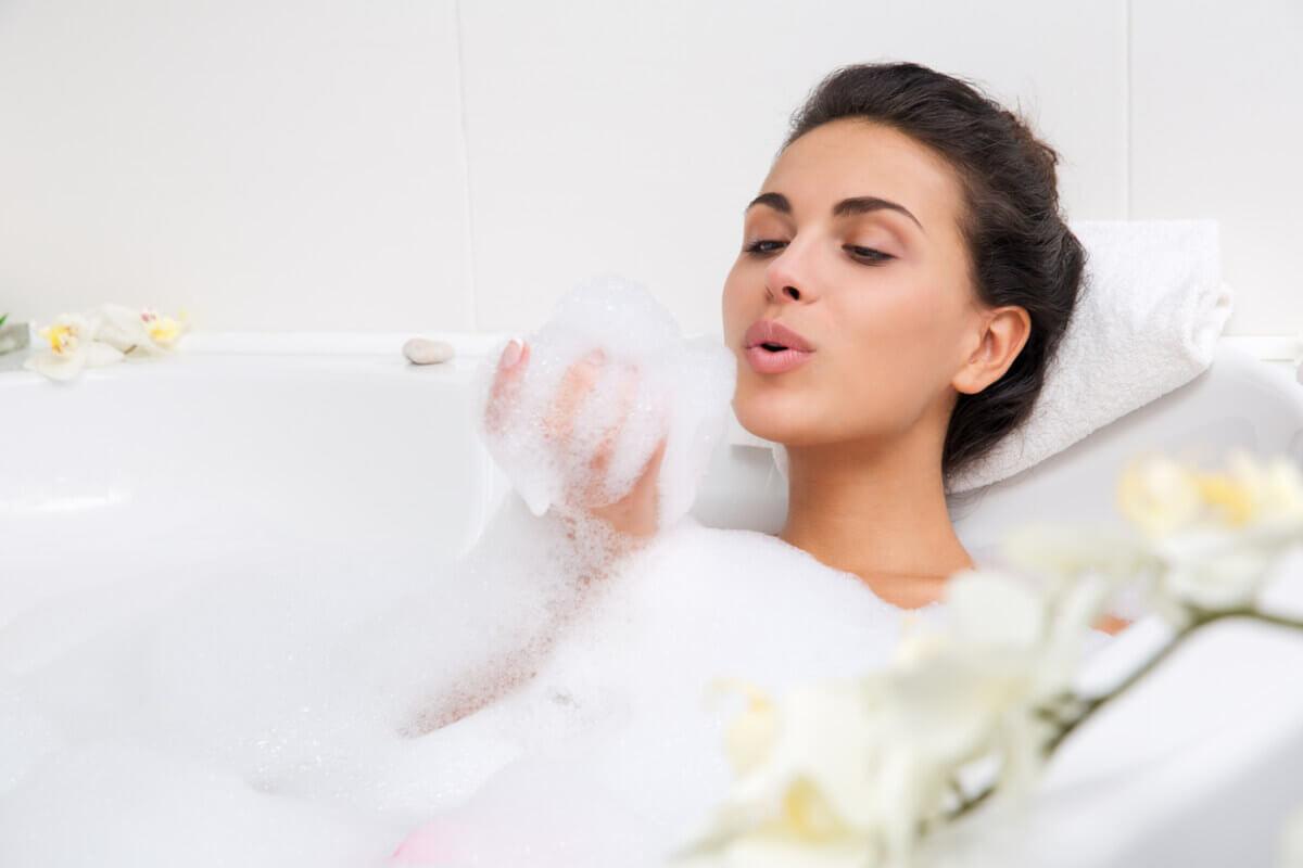 етерични масла в банята етерим