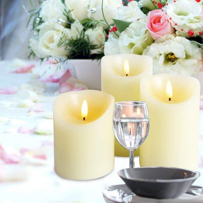 LED ароматни свещи ЕТЕРИМ
