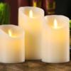 LED свещи без пламък eterim