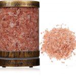 Дифузер с етерични масла и хималайска сол