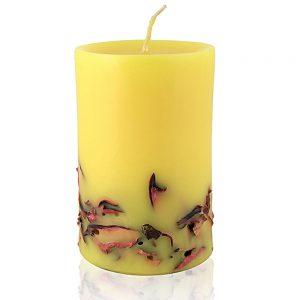 Ароматни свещи с етерично масло от Иланг Иланг Етерим