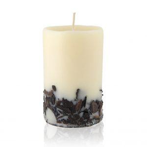 Ароматни свещи с етерично масло от сандалово дърво ЕТЕРИМ