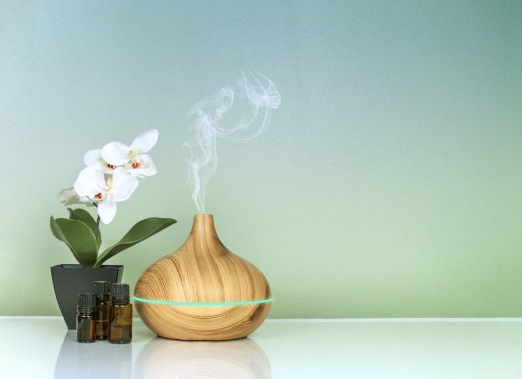 дифузиране на етерични масла