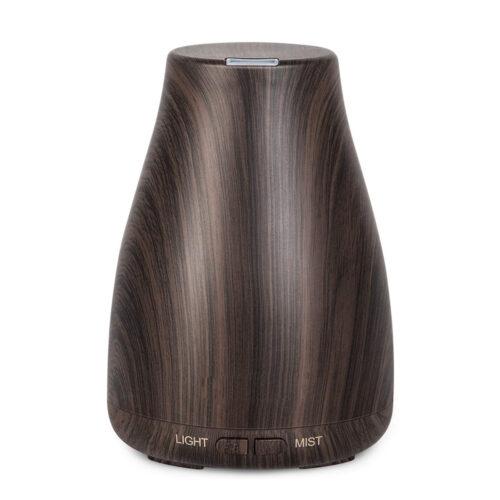 Дифузер за ароматерапия с етерични масла ЕТЕРИМ 120 тъмно дърво