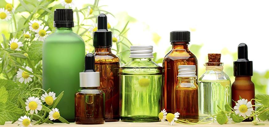Различните форми на етеричните масла имат различна слънцезащита