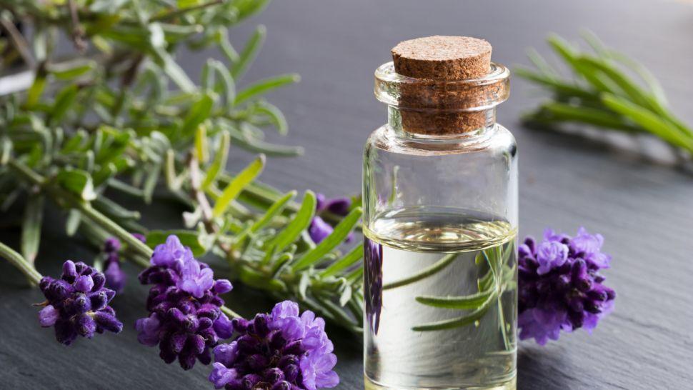 Етеричните масла съдържат естествени масла със слънцезащитен фактор