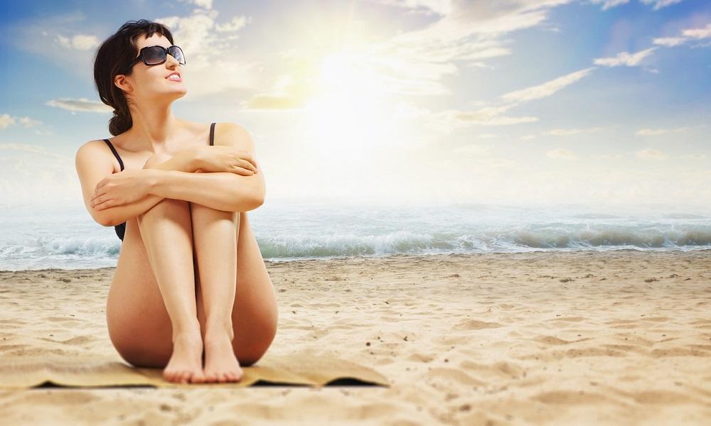 Излагането на слънчева светлина не е полезно за кожата