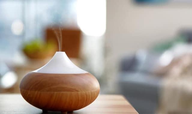 Дифузери за ароматерапия с етерични масла eterim 2021