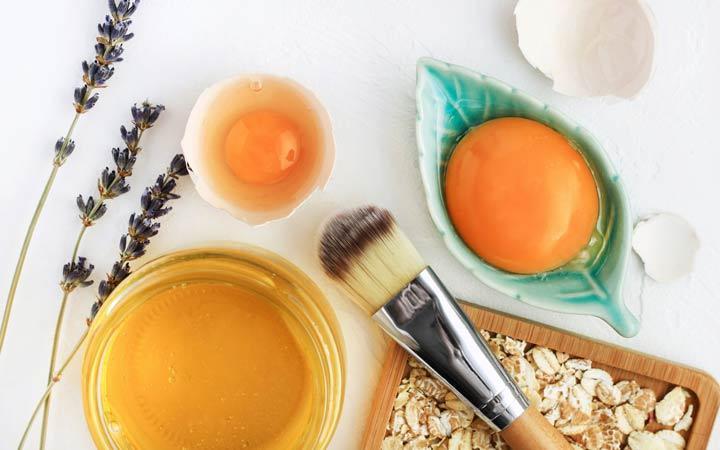 Растителен глицерин, етерични масла и коса